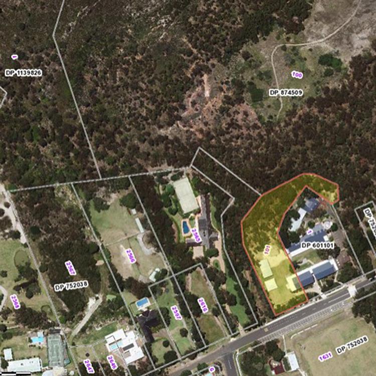 Bushfire constraints for development