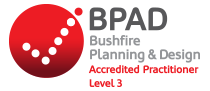 Bushfire Planning & Design Accredited Practitioner level 3
