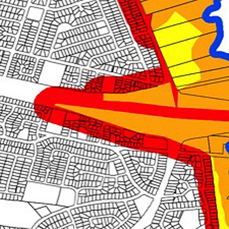 Feasibility study bushfire planning